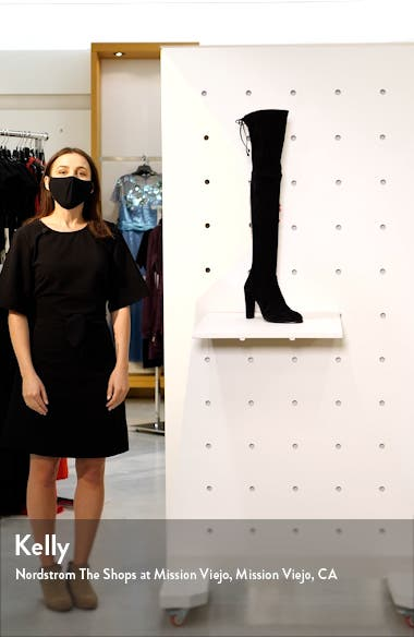 Highland Over The Knee Boot, sales video thumbnail