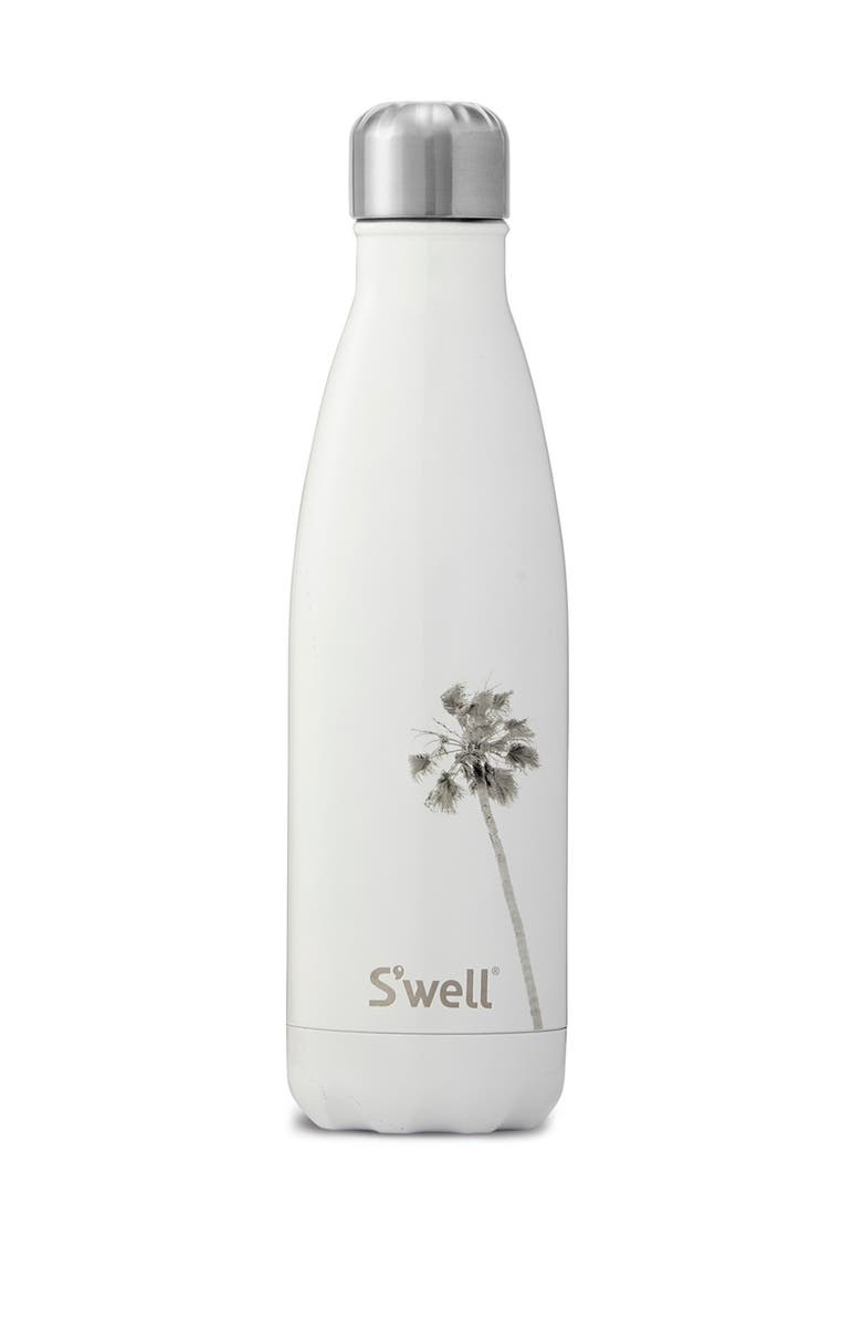 S'WELL Los Angeles Stainless Steel Water Bottle, Main, color, 117