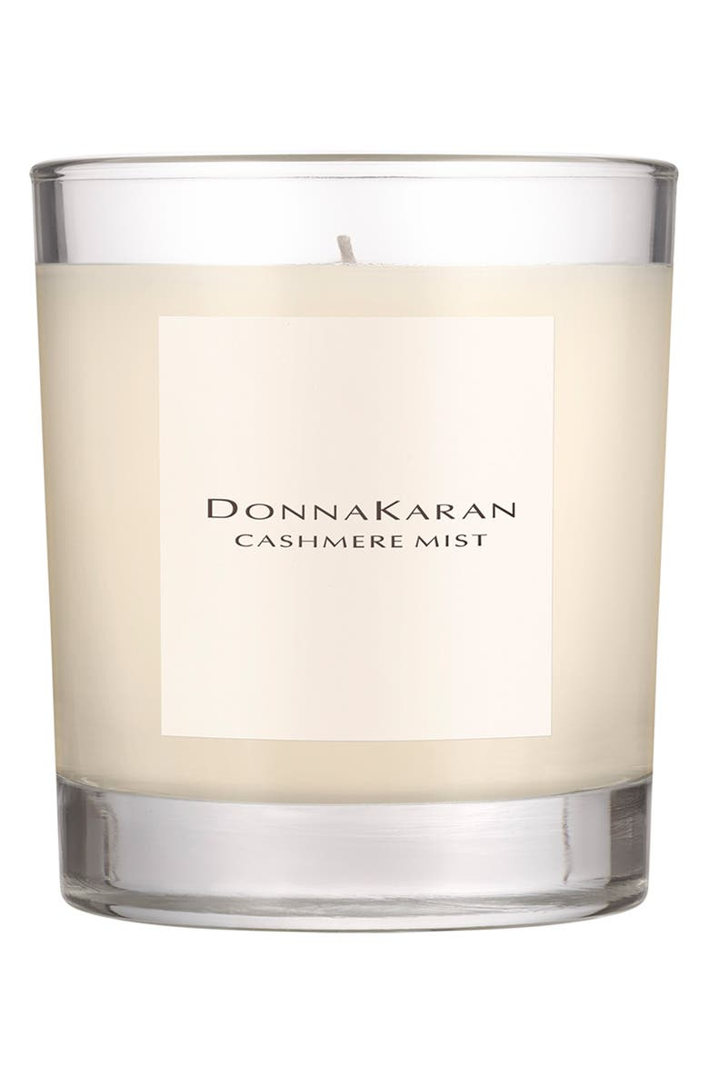 DONNA KARAN NEW YORK Donna Karan Cashmere Mist Candle, Main, color, 000