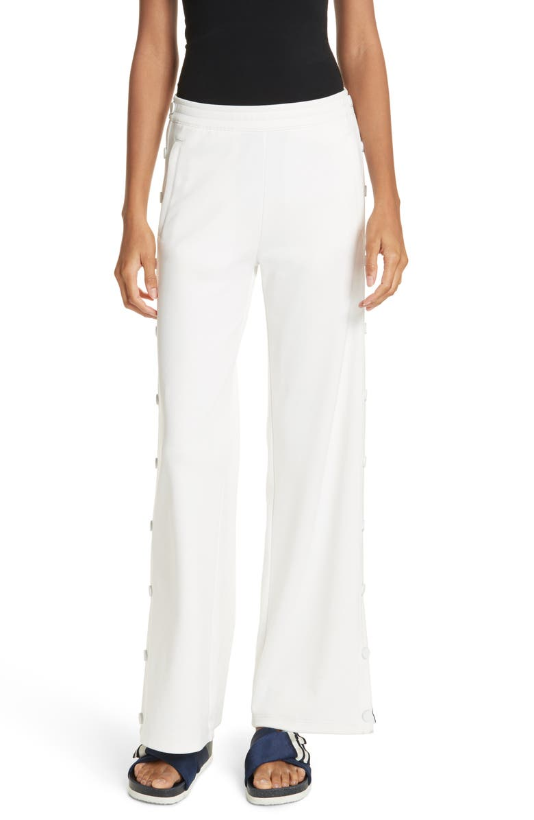 TORY SPORT BY TORY BURCH Tory Sport Banner Tearaway Track Pants, Main, color, 147