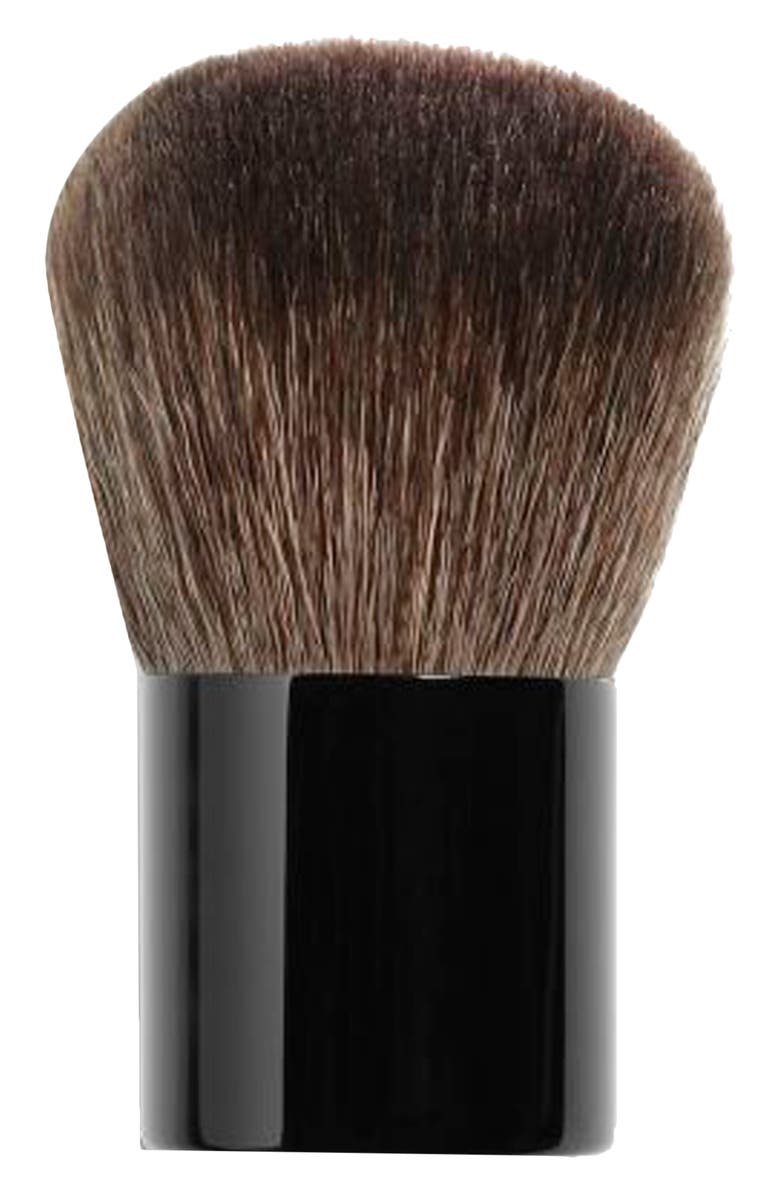 CHANEL LES PINCEAUX DE CHANEL <br />Petite Kabuki Brush, Main, color, 000