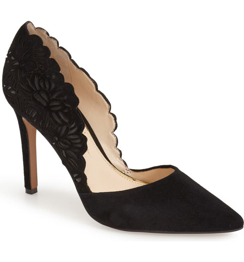 JESSICA SIMPSON Jessica Simpson 'Cassel' Pump (Women), Main, color, 001