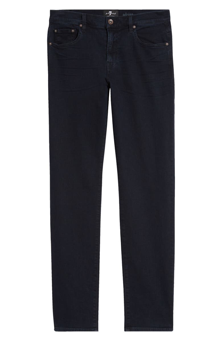7 FOR ALL MANKIND<SUP>®</SUP> Adrien Slim Fit Straight Leg Jeans, Main, color, VARNEY
