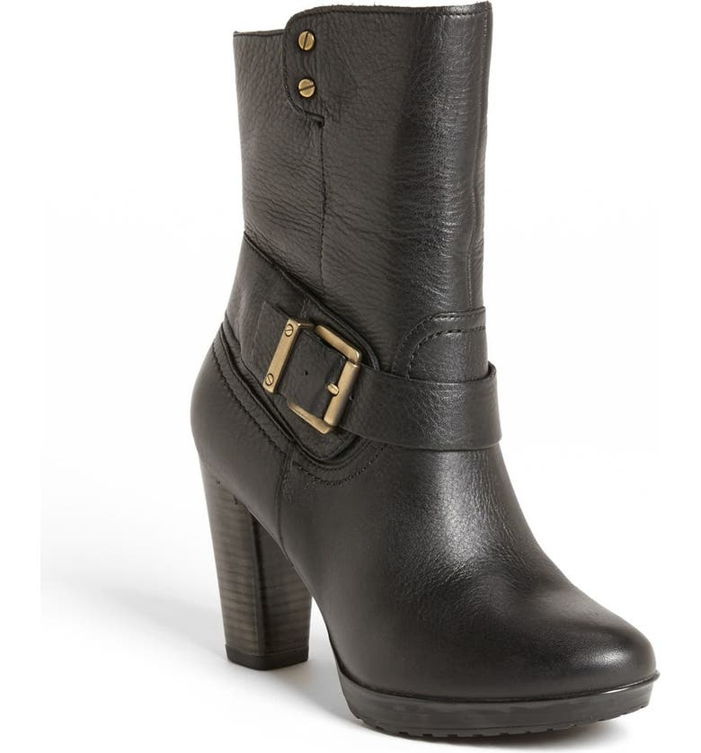 CLARKS<SUP>®</SUP> Clarks 'Lida' Sayer Bootie, Main, color, 003