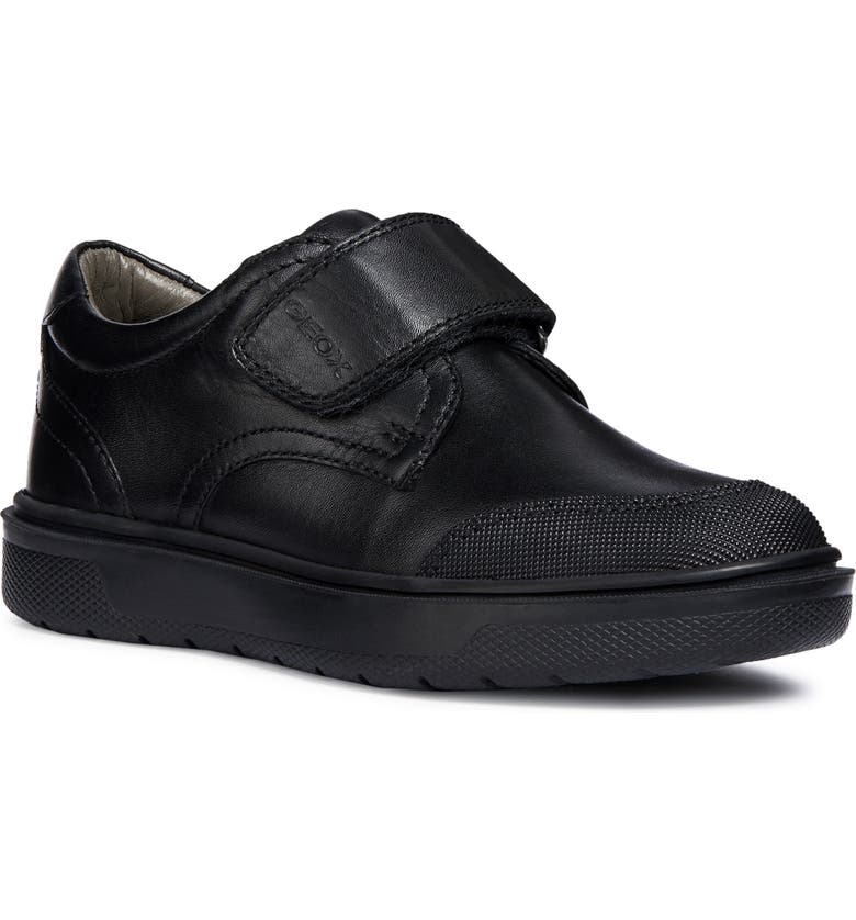 GEOX Riddock Loafer, Main, color, BLACK
