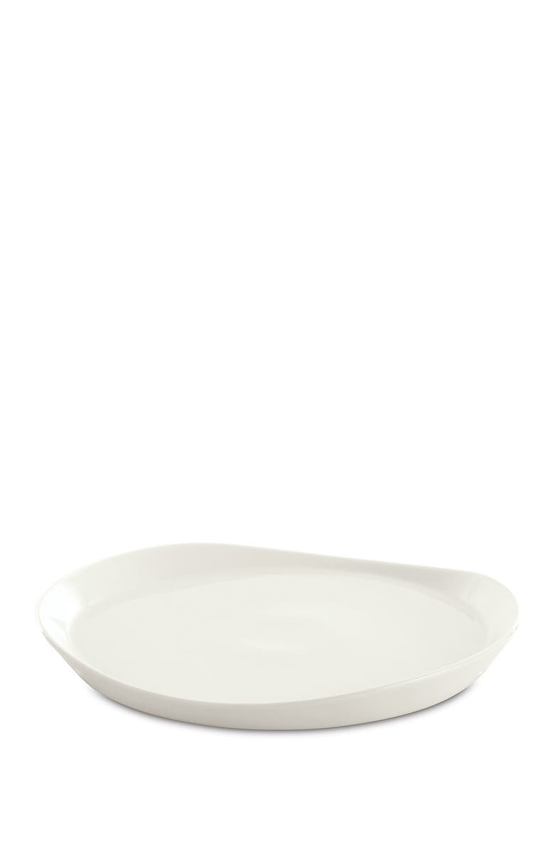 """BERGHOFF INTERNATIONAL Eclipse 10"""" Round Plate - Set of 4, Main, color, WHITE"""