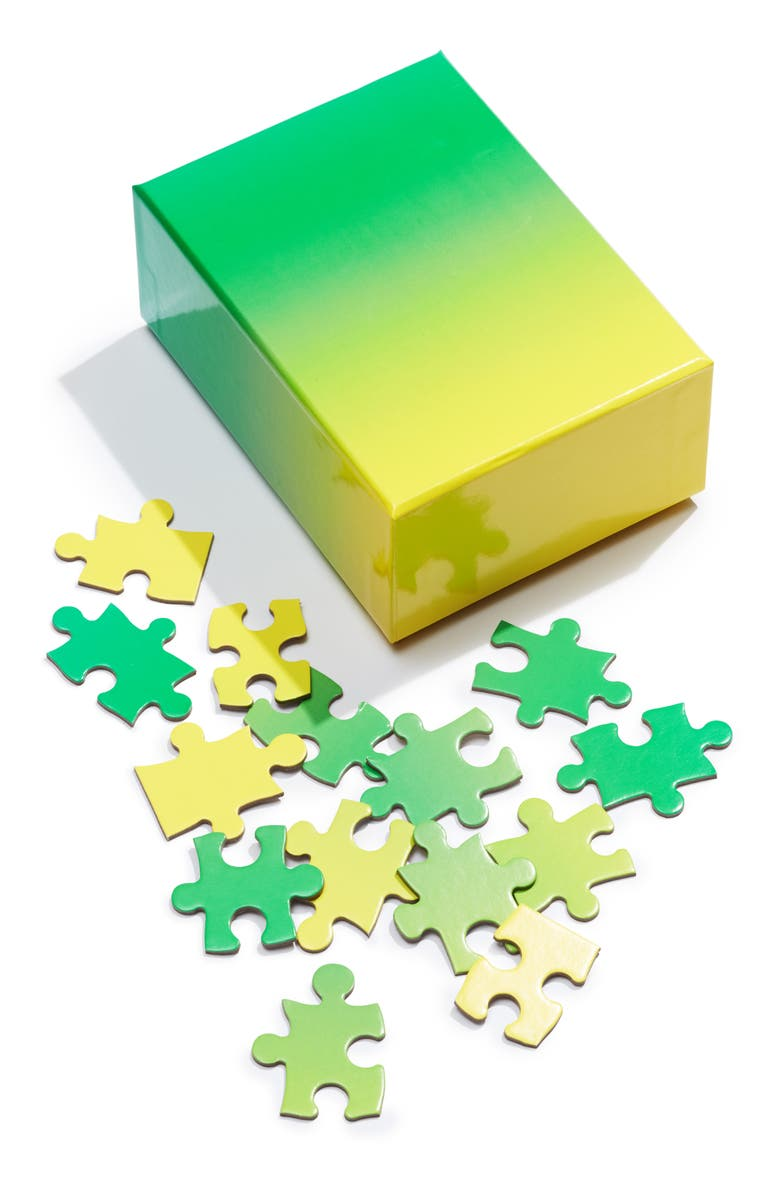 AREAWARE Small Gradient Jigsaw Puzzle, Main, color, 300