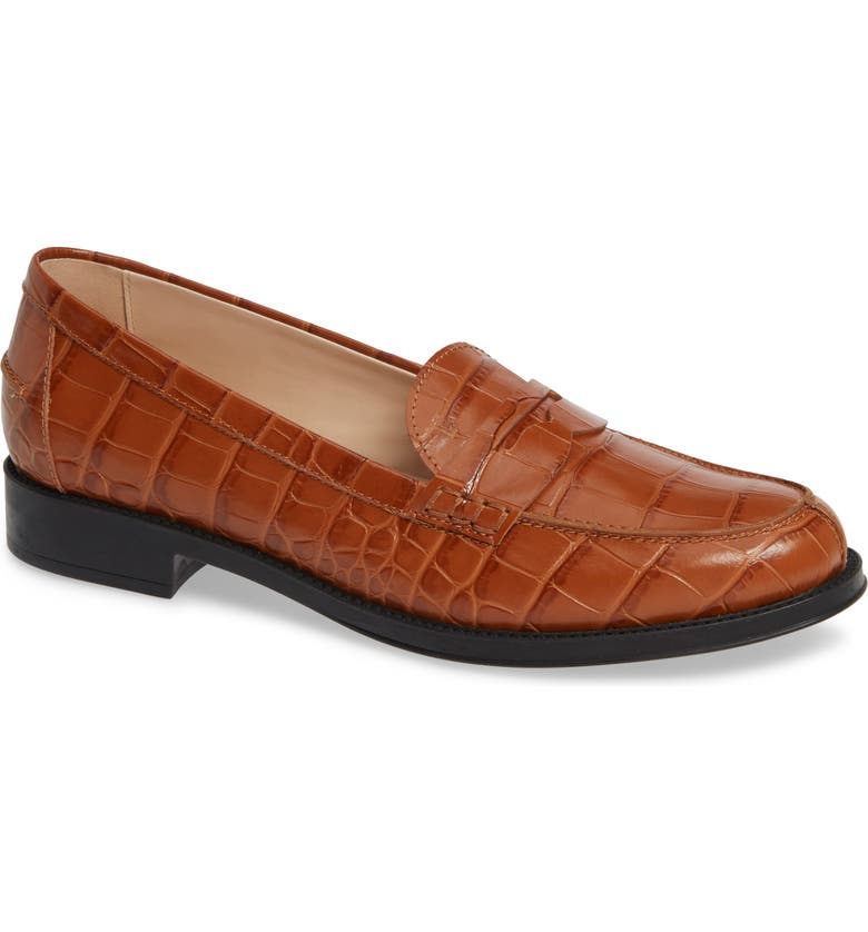 TOD'S Penny Loafer, Main, color, 201