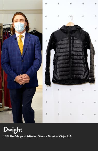 Helium 800 Fill Power Down Hooded Jacket, sales video thumbnail