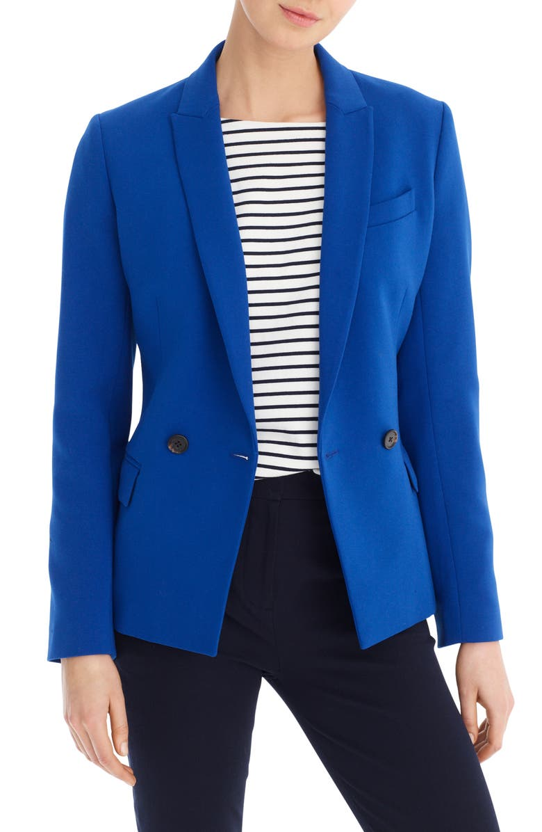 J.CREW Dover Blazer, Main, color, 402