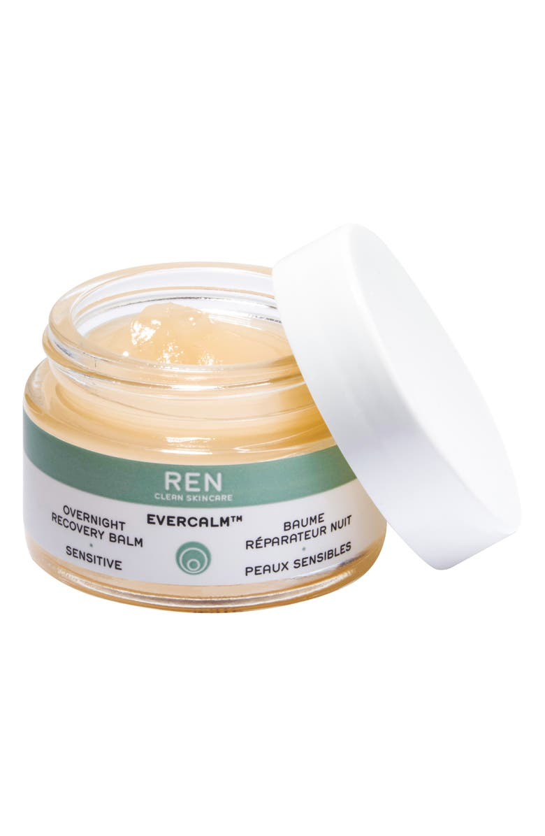 REN CLEAN SKINCARE Evercalm<sup>™</sup> Overnight Recovery Balm, Main, color, NO COLOR