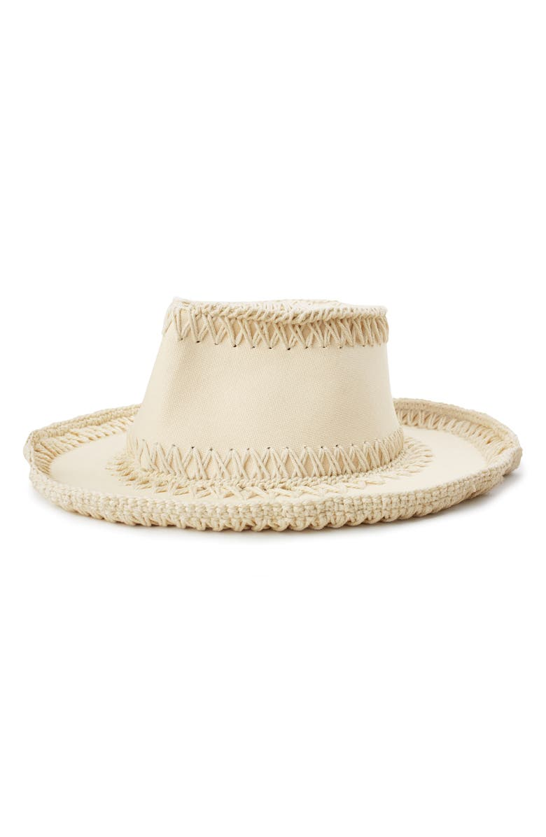BRIXTON Joanna Cotton Hat, Main, color, 100