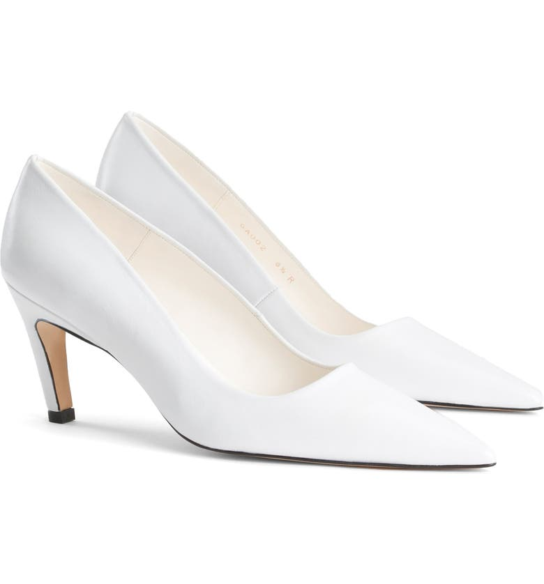 GOOD AMERICAN The Icon Pointed Toe Pump, Main, color, 120