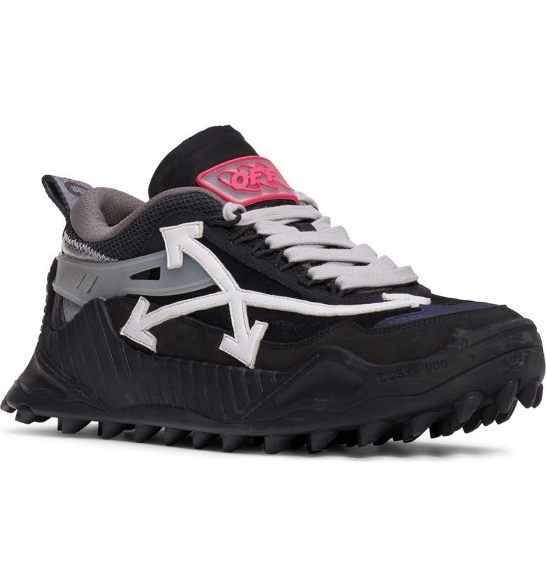 OFF-WHITE ODSY-1000 Sneaker, Main, color, 001