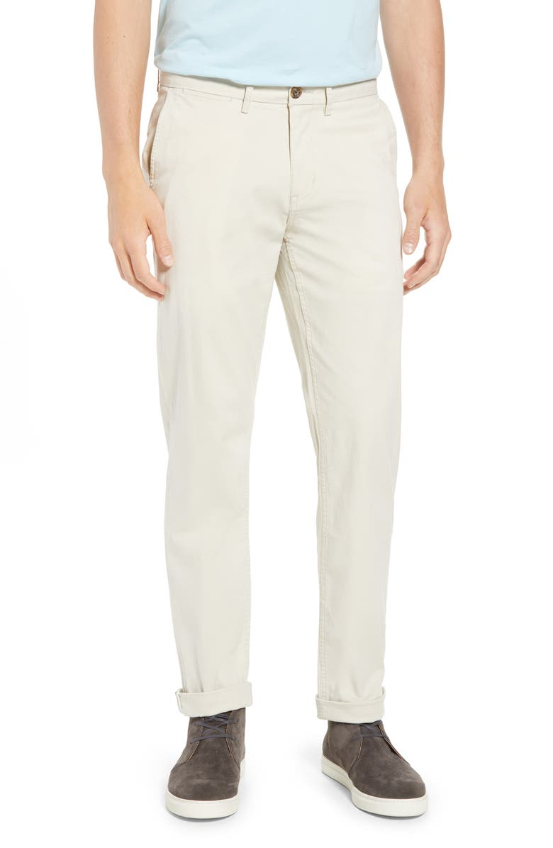 BEN SHERMAN Slim Fit Stretch Chinos, Main, color, 270