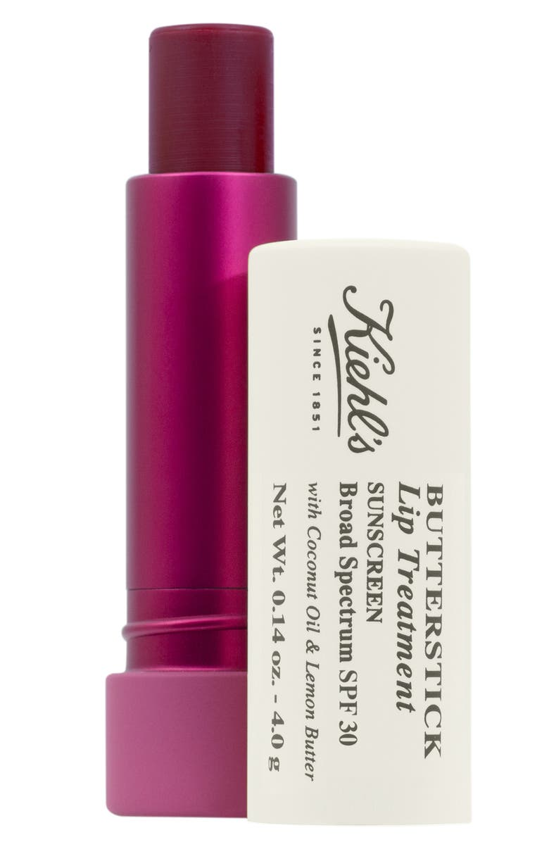 KIEHL'S SINCE 1851 Butterstick Lip Treatment SPF 30, Main, color, BERRY