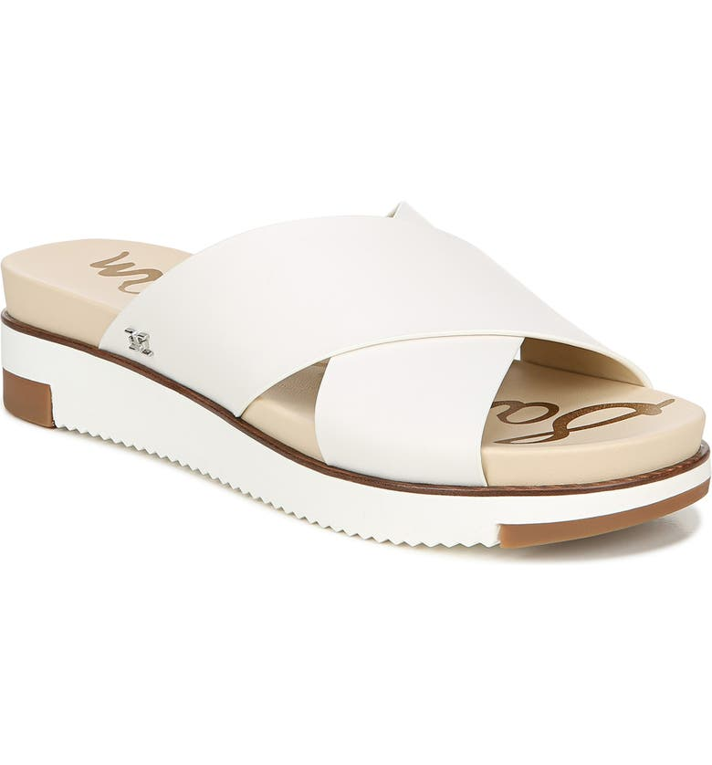 SAM EDELMAN Audrea Slide Sandal, Main, color, 101
