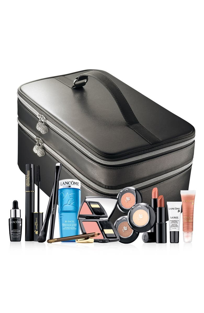 LANCÔME 'Warm' Holiday Beauty Collection Purchase with Purchase, Main, color, No Color