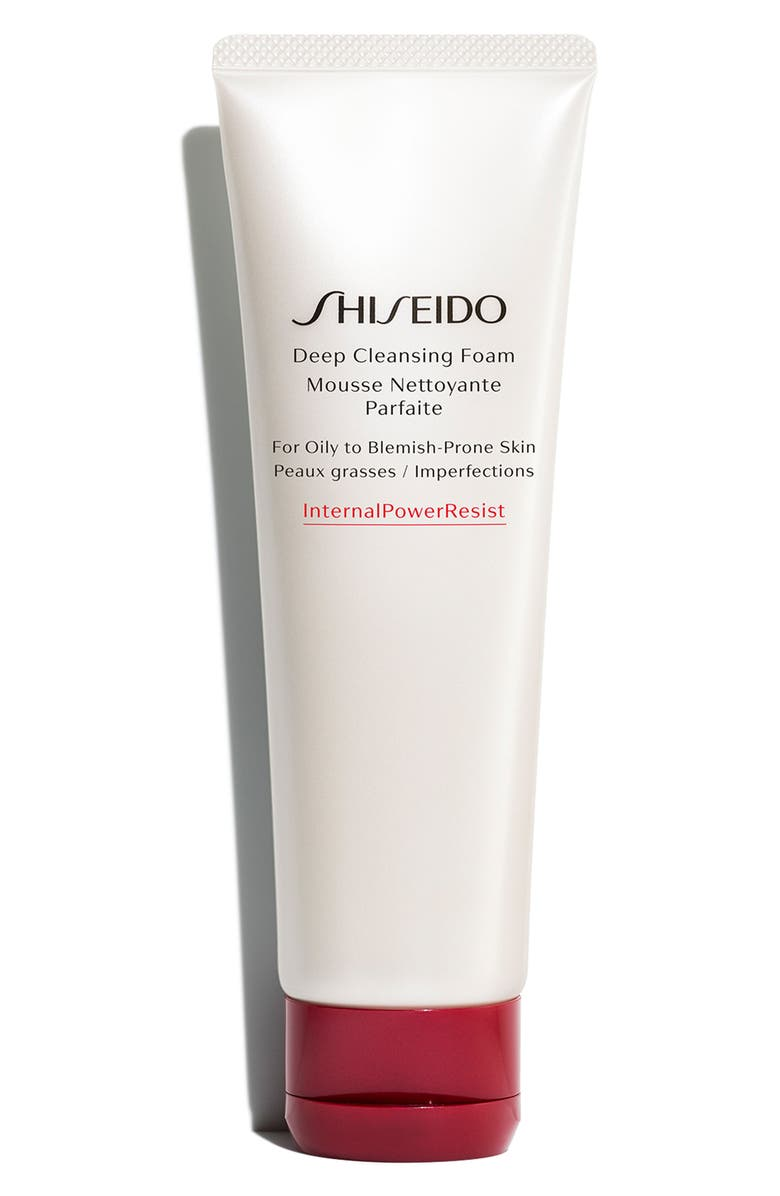 SHISEIDO Deep Cleansing Foam, Main, color, NO COLOR