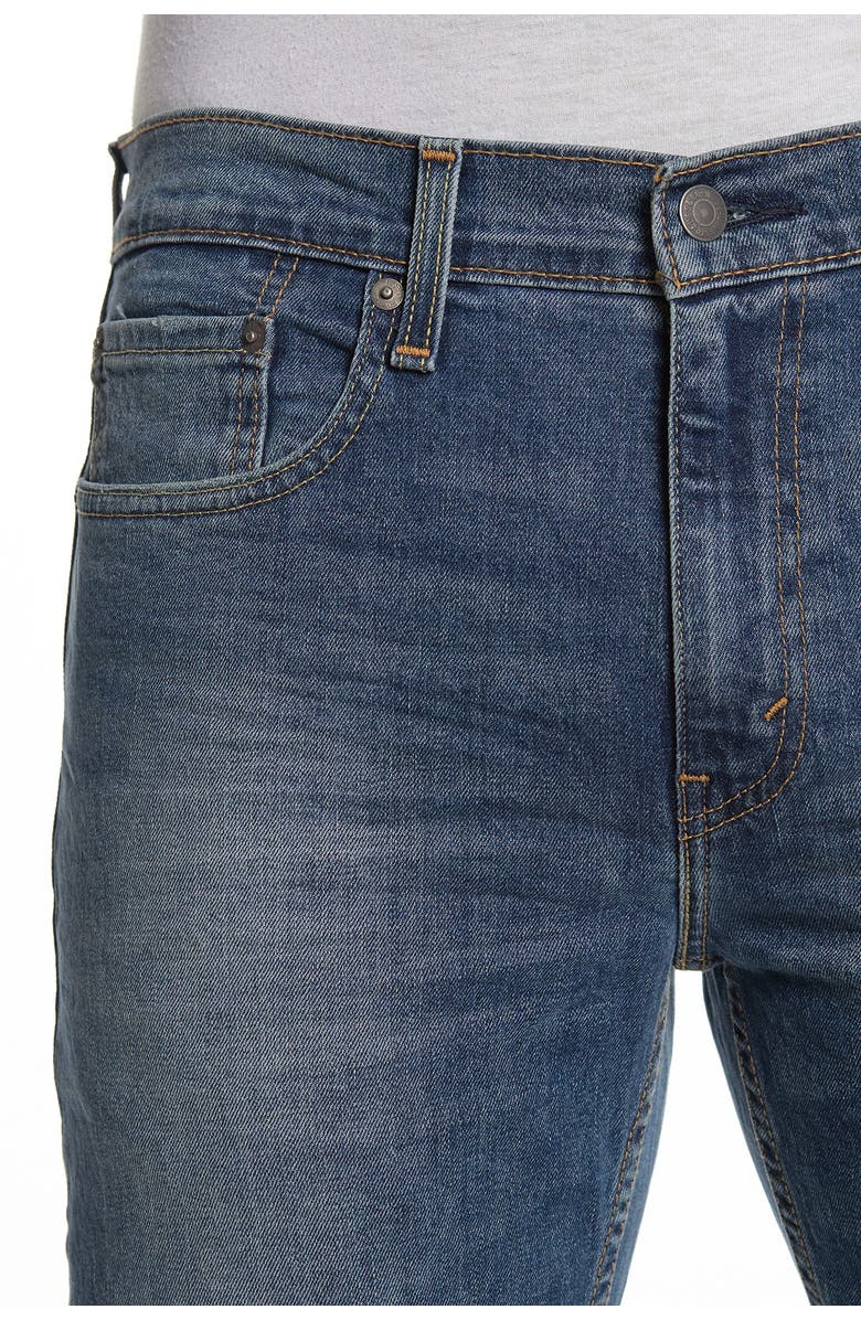 """LEVIS 502 Regular Tapered Fit Jeans - 30-34"""" Inseam, Main, color, TANAGER"""