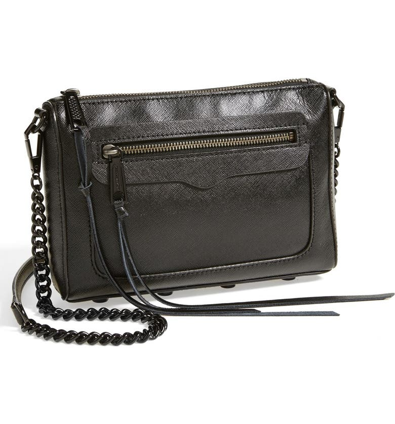REBECCA MINKOFF 'Avery' Crossbody Bag, Main, color, 001