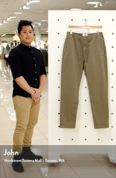 Alston Stretch Cotton Pants, sales video thumbnail