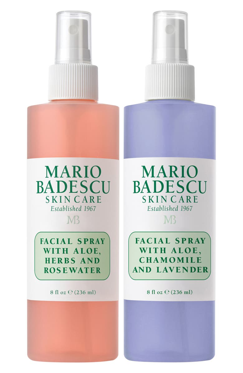 MARIO BADESCU Facial Spray Duo, Main, color, 000