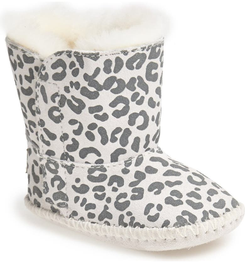UGG<SUP>®</SUP> 'Cassie' Leopard Print Boot, Main, color, 150
