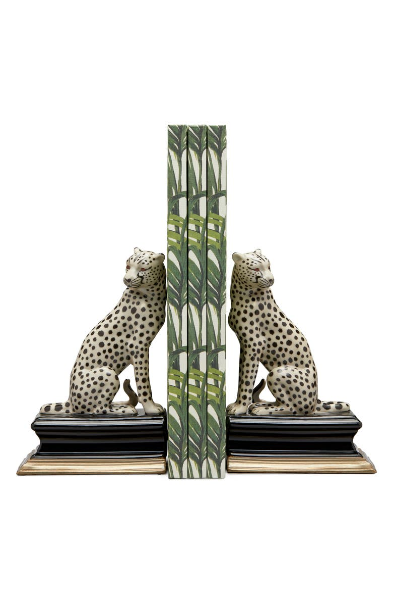 HOUSE OF HACKNEY Cheetah Set of 2 Bookends, Main, color, 001