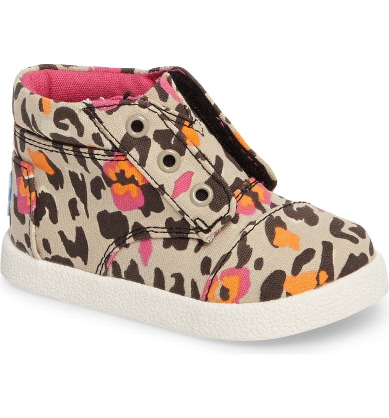 TOMS Paseo High Top Sneaker, Main, color, 650