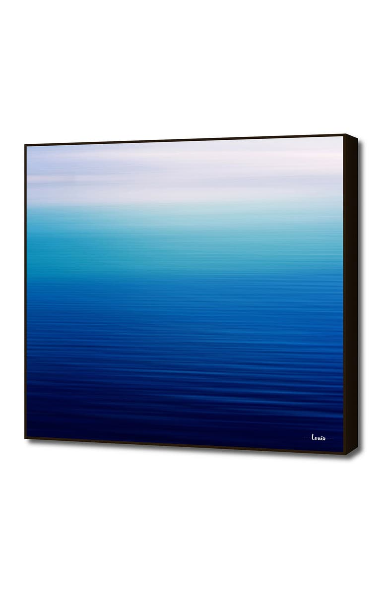 CURIOOS Small Shades Of Blue By Steffi Louis, Main, color, BLUE