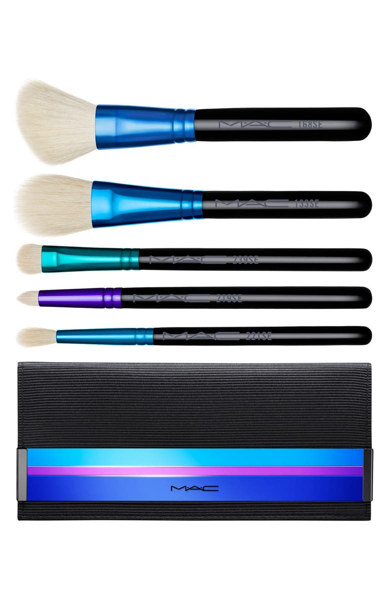 M A C Enchanted Eve Essential Travel Brush Kit Limited Edition Usd 145 Value Nordstrom