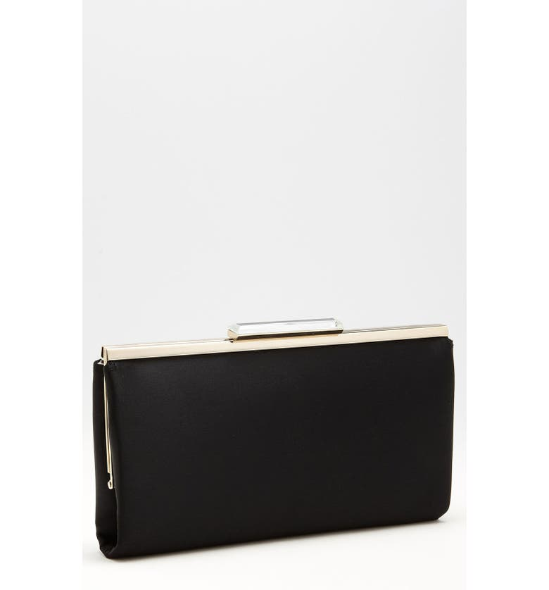 GLINT Crystal Topper Clutch, Main, color, 001