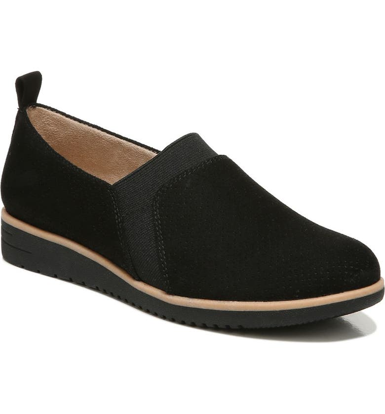 SOUL NATURALIZER Idea 2 Perforated Loafer - Wide Width Available, Main, color, BLACK PERF