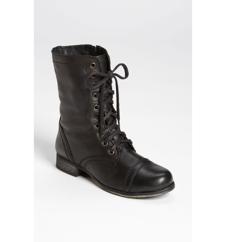 STEVE MADDEN 'Troopa' Boot, Main, color, 001