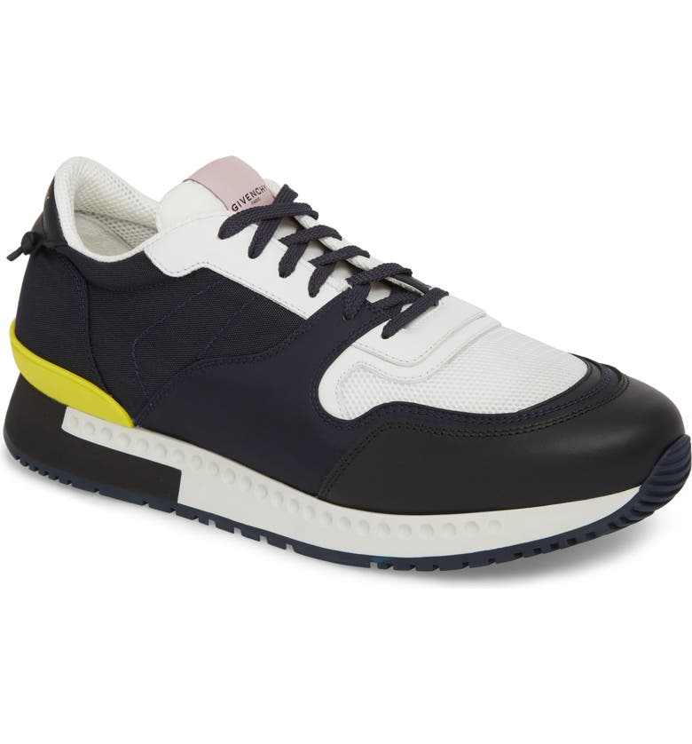 GIVENCHY 'Active Runner' Sneaker, Main, color, 411