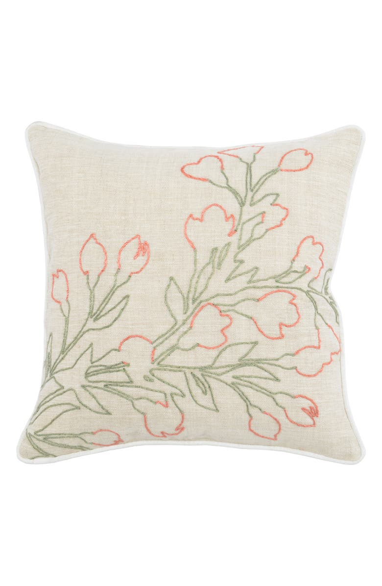 VILLA HOME COLLECTION Emery Accent Pillow, Main, color, 250