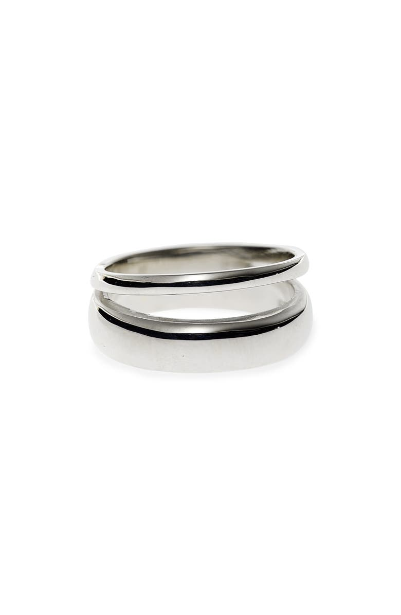 SOPHIE BUHAI Double Band Ring, Main, color, 040