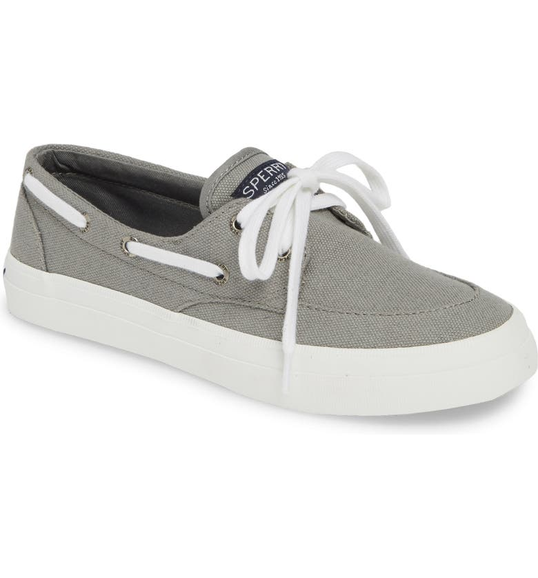 SPERRY Crest Boat Sneaker, Main, color, 020