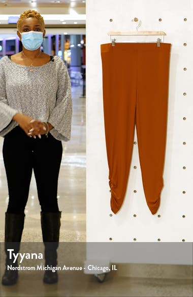Oasis Ruched Leggings, sales video thumbnail