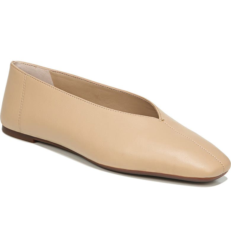 VINCE Ordell Flat, Main, color, CAPPUCCINO