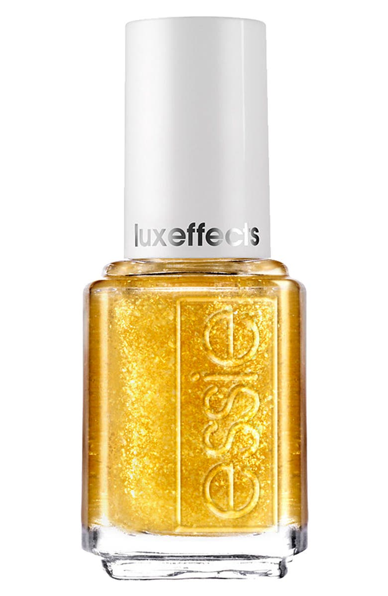 ESSIE <sup>®</sup> 'Luxeffects' Topcoat, Main, color, 001