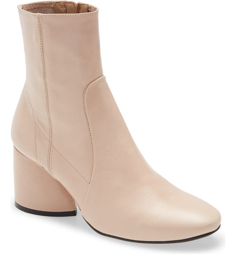 INTENTIONALLY BLANK Luck Bootie, Main, color, ICE LEATHER