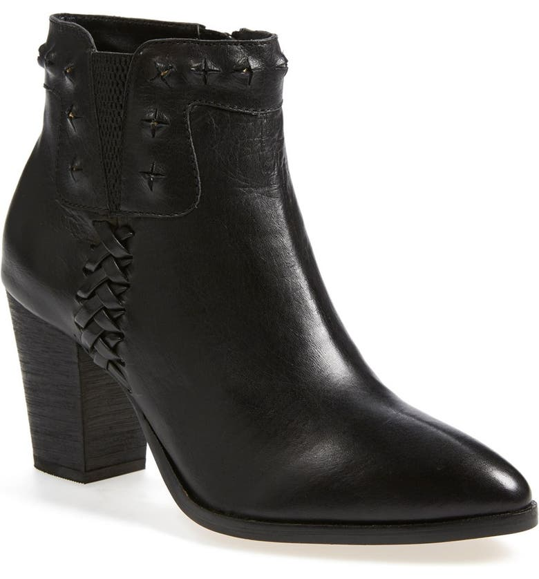 DV BY DOLCE VITA 'Cactus' Studded Bootie, Main, color, BLACK