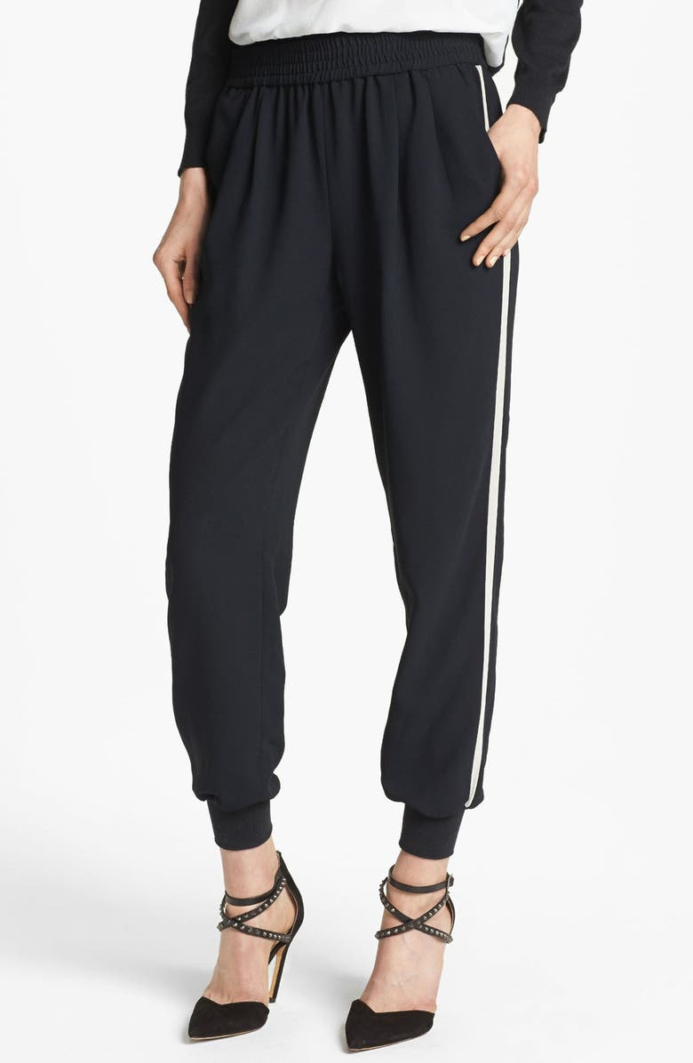 JOIE 'Mariner B.' Tuxedo Track Pants, Main, color, 004