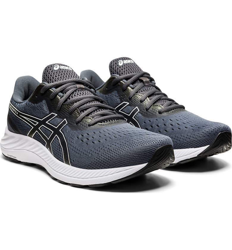 ASICS GEL-Excite 8 Road Running Shoe, Main, color, CARRIER GREY/WHITE