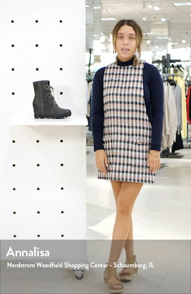 Joan of Arctic II Waterproof Wedge Boot, sales video thumbnail