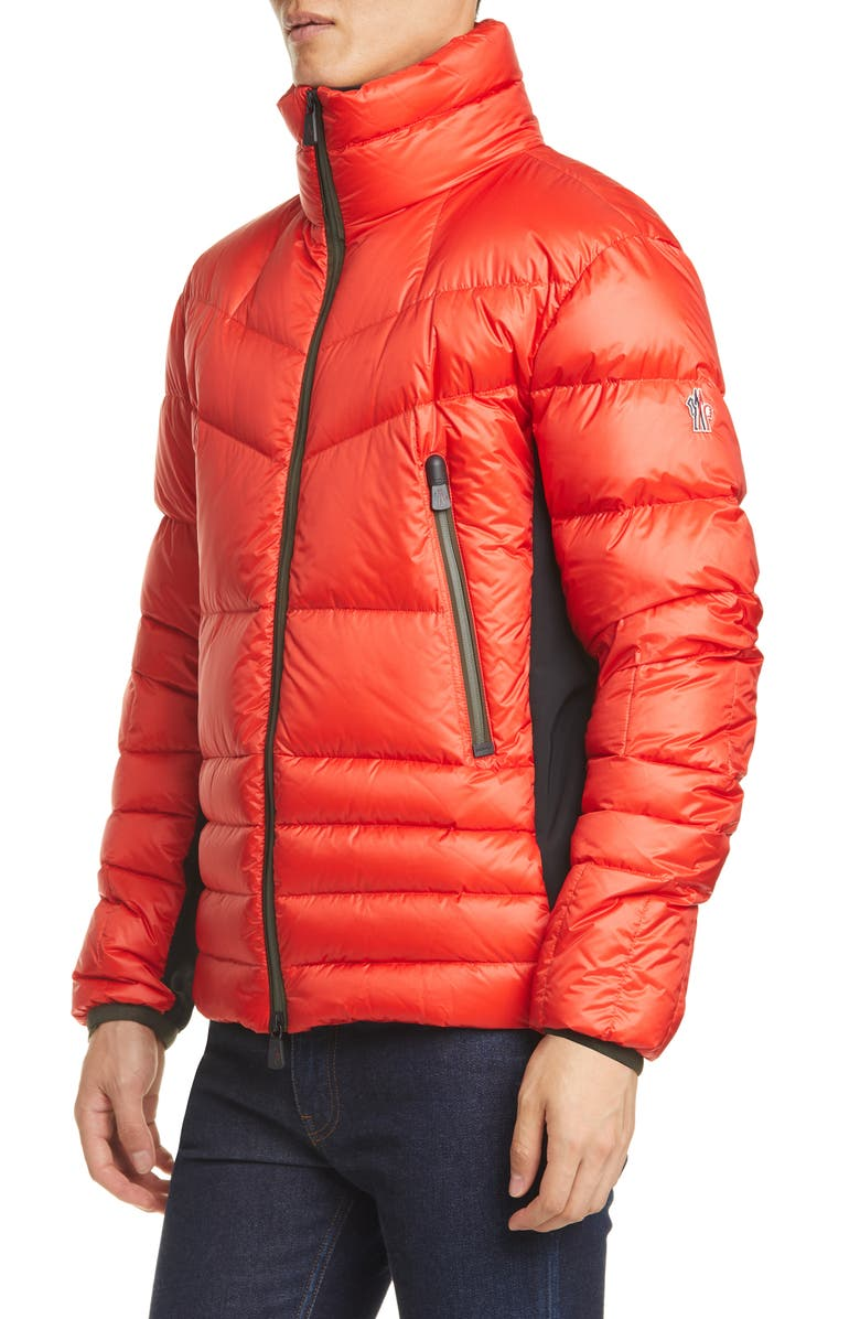MONCLER Grenoble Canmore Down Jacket, Main, color, 800