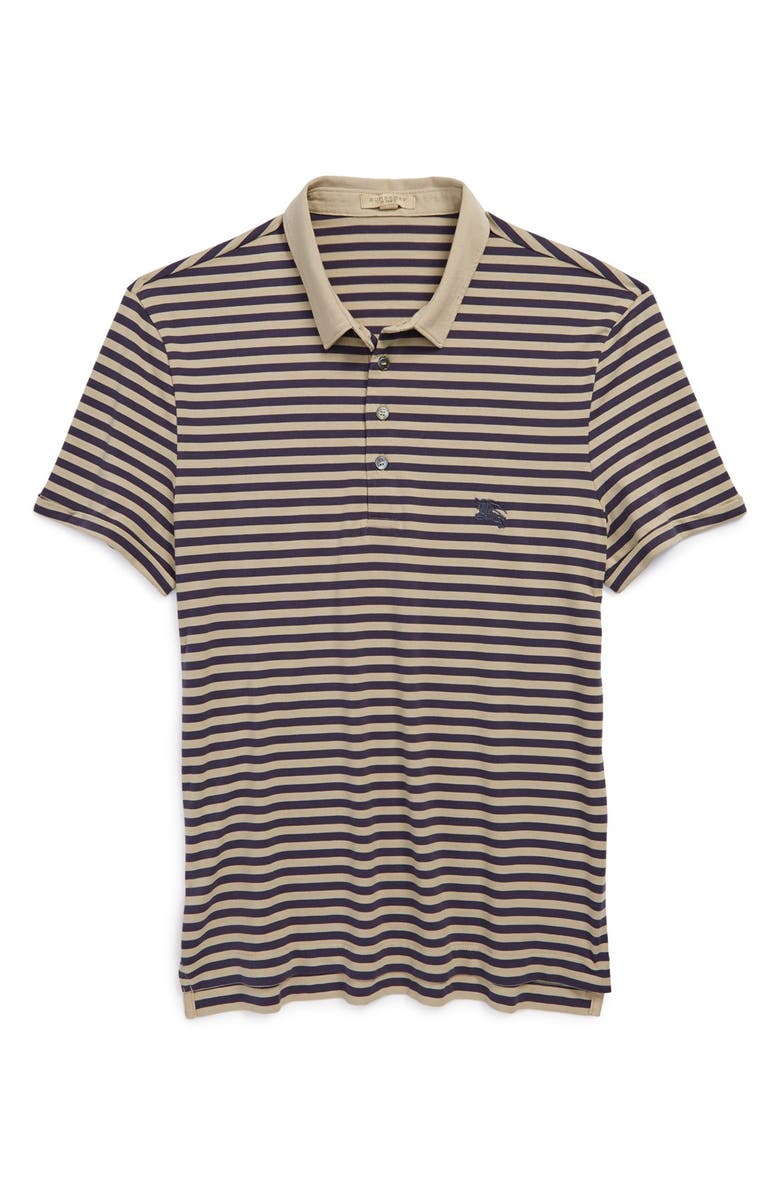 BURBERRY Brit 'Berner' Polo, Main, color, 020