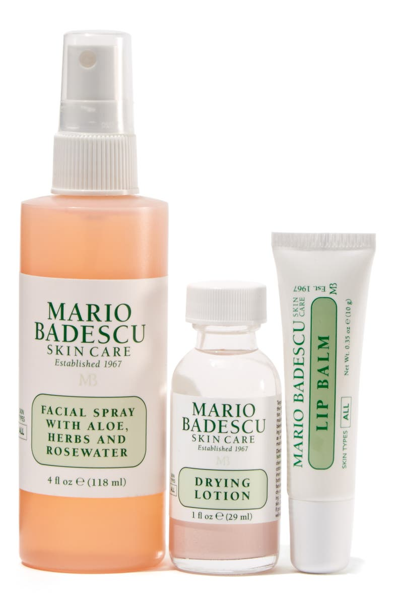 MARIO BADESCU The Essentials Set, Main, color, 000